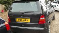 Mercedes W168 (A) Разборочный номер 46930 #4