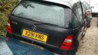 Mercedes W168 (A) Разборочный номер W8355 #2