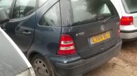 Mercedes W168 (A) Разборочный номер 50522 #4