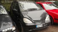 Mercedes W168 (A) Разборочный номер 51453 #1