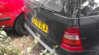 Mercedes W168 (A) Разборочный номер 51453 #3