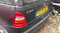 Mercedes W168 (A) Разборочный номер 51453 #4
