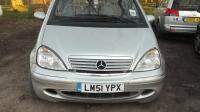 Mercedes W168 (A) Разборочный номер W9649 #4