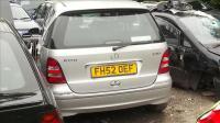 Mercedes W168 (A) Разборочный номер W9771 #5
