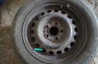 Диск колесный обычный (стальной) Mercedes W201 (190) Артикул 50861287 - Фото #1