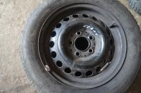 Диск колесный обычный (стальной) Mercedes W201 (190) Артикул 51023240 - Фото #2