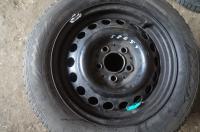 Диск колесный обычный (стальной) Mercedes W201 (190) Артикул 51023427 - Фото #1