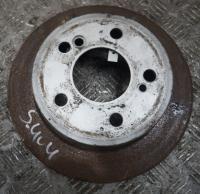 Диск тормозной Mercedes W201 (190) Артикул 51060886 - Фото #1