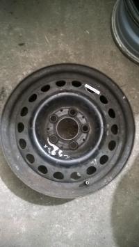 Диск колесный обычный (стальной) Mercedes W201 (190) Артикул 51069811 - Фото #1