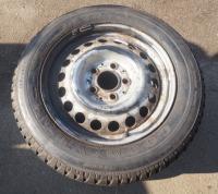 Диск колесный обычный (стальной) Mercedes W201 (190) Артикул 51784767 - Фото #2