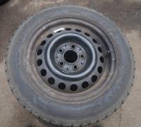 Диск колесный обычный (стальной) Mercedes W201 (190) Артикул 51789297 - Фото #2
