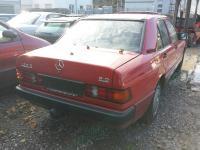 Mercedes W201 (190) Разборочный номер L4088 #2