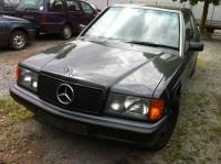 Mercedes W201 (190) Разборочный номер 49372 #2