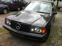 Mercedes W201 (190) Разборочный номер X9453 #2