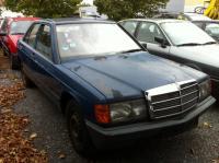 Mercedes W201 (190) Разборочный номер 50663 #2