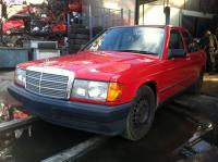 Mercedes W201 (190) Разборочный номер 51166 #1