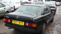 Mercedes W201 (190) Разборочный номер 52232 #2