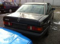 Mercedes W201 (190) Разборочный номер S0158 #1