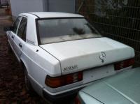 Mercedes W201 (190) Разборочный номер S0248 #1