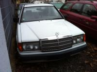 Mercedes W201 (190) Разборочный номер 52877 #2