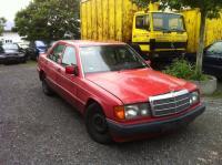 Mercedes W201 (190) Разборочный номер 54370 #2
