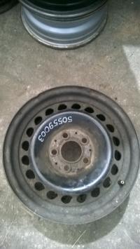 Диск колесный обычный (стальной) Mercedes W202 Артикул 50559003 - Фото #1