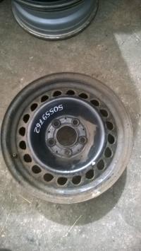 Диск колесный обычный (стальной) Mercedes W202 Артикул 50559762 - Фото #1