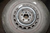 Диск колесный обычный (стальной) Mercedes W202 Артикул 50950699 - Фото #2