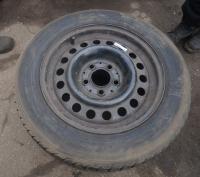 Диск колесный обычный (стальной) Mercedes W202 Артикул 51384635 - Фото #1
