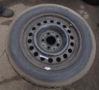 Диск колесный обычный (стальной) Mercedes W202 Артикул 51384812 - Фото #2