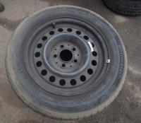 Диск колесный обычный (стальной) Mercedes W202 Артикул 51415591 - Фото #1