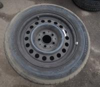 Диск колесный обычный (стальной) Mercedes W202 Артикул 51415591 - Фото #2
