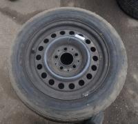 Диск колесный обычный (стальной) Mercedes W202 Артикул 51415671 - Фото #1