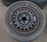 Диск колесный обычный (стальной) Mercedes W202 Артикул 51462265 - Фото #1