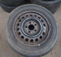 Диск колесный обычный (стальной) Mercedes W202 Артикул 51463429 - Фото #1