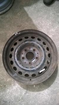 Диск колесный обычный (стальной) Mercedes W202 Артикул 51553592 - Фото #1
