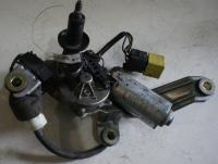Двигатель стеклоочистителя (моторчик дворников) Mercedes W202 Артикул 51695772 - Фото #1