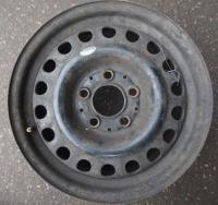 Диск колесный обычный (стальной) Mercedes W202 Артикул 51707909 - Фото #1