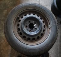Диск колесный обычный (стальной) Mercedes W202 Артикул 51725479 - Фото #1