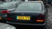 Mercedes W202 Разборочный номер B1980 #1