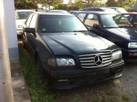 Mercedes W202 Разборочный номер 49360 #2