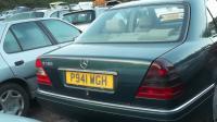 Mercedes W202 Разборочный номер 50796 #1