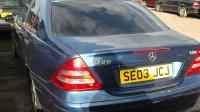 Mercedes W203 Разборочный номер 50013 #2