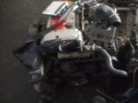 Блок цилиндров ДВС (картер) Mercedes W208 (CLK) Артикул 900041095 - Фото #2