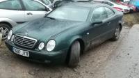Mercedes W208 (CLK) Разборочный номер W8517 #2