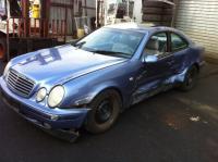 Mercedes W208 (CLK) Разборочный номер 50175 #2