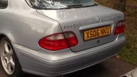Mercedes W208 (CLK) Разборочный номер 50440 #3