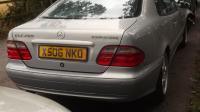 Mercedes W208 (CLK) Разборочный номер 50440 #4