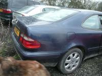 Mercedes W208 (CLK) Разборочный номер 52148 #2