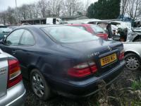 Mercedes W208 (CLK) Разборочный номер 52148 #3